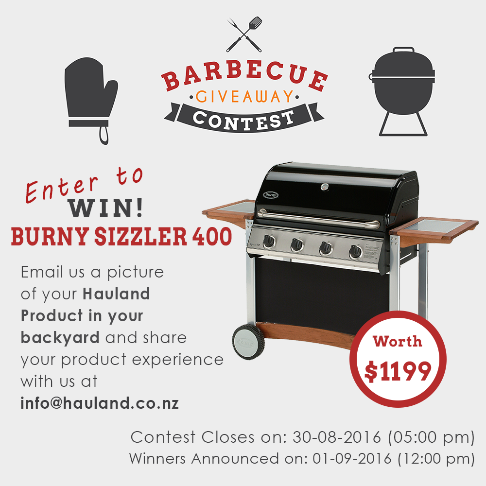 BBQ Giveaway