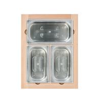 Container Set Beech SS