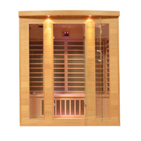 Vitality 4 Person Regular Sauna