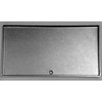 Stainless Steel Hotplate for Tomtom 32""