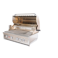"Grandfire Classic 38"" Build-In BBQ"