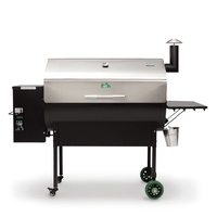 Jim Bowie WI-FI Enabled Grill SS LID-189 LBS