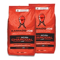 2 bags of 10 KG Kamado Joe Charcoal
