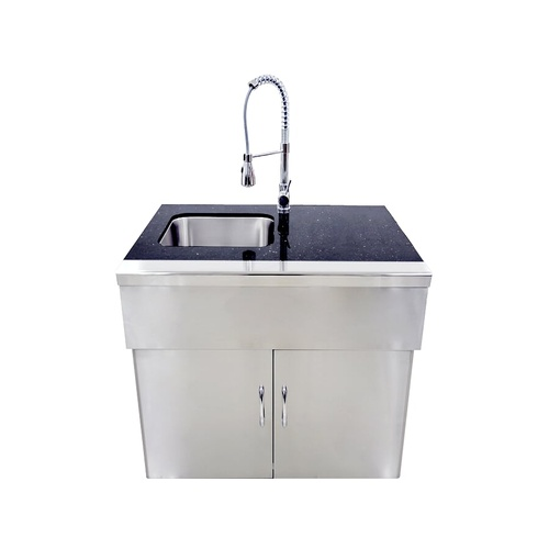Deluxe Outdoor Kitchen Sink Unit