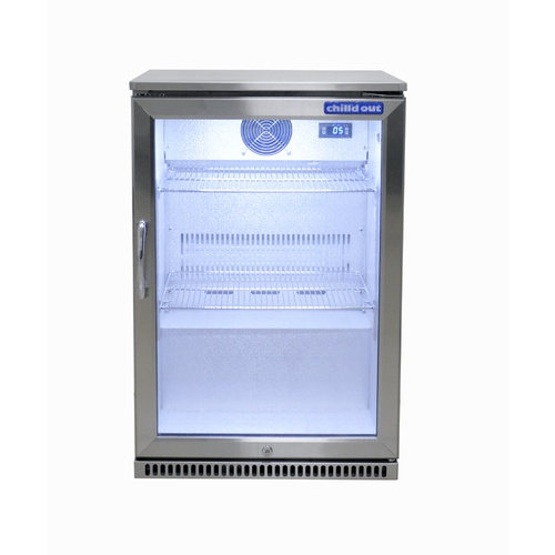 Single Door Alfresco Fridge