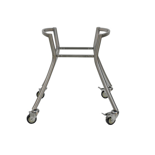 Stainless Steel Cart for Kamado